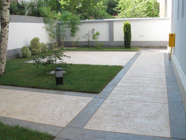 Cemento stampato per esterni padova cemento stampato per esterni